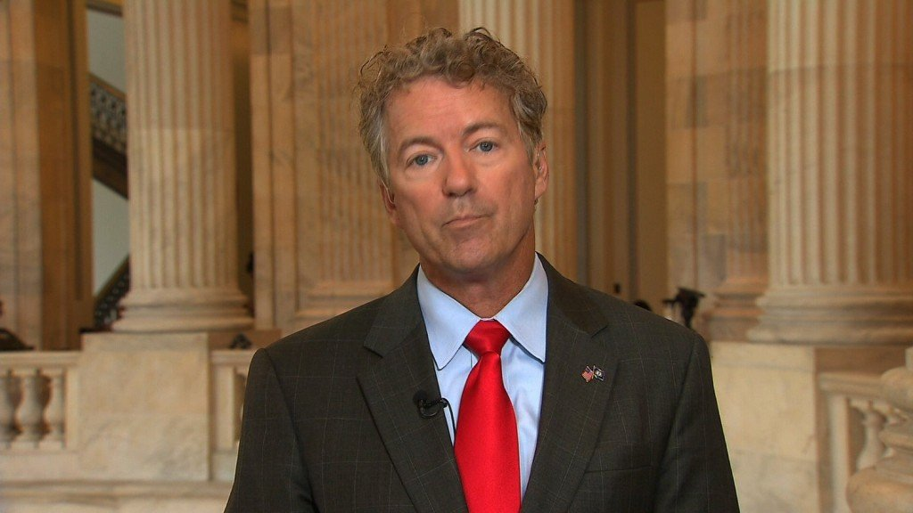 Rand Paul to vote against Trump's emergency declaration