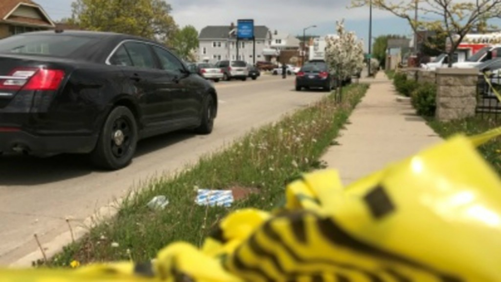 Male suspect who shot at officers dies in police encounter