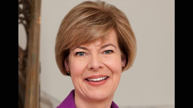 Democratic Sen. Tammy Baldwin