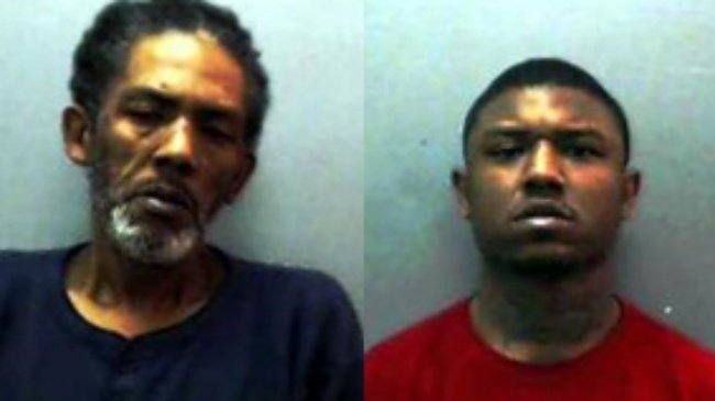 Father, son arrested after citizens reports drug activity, police say