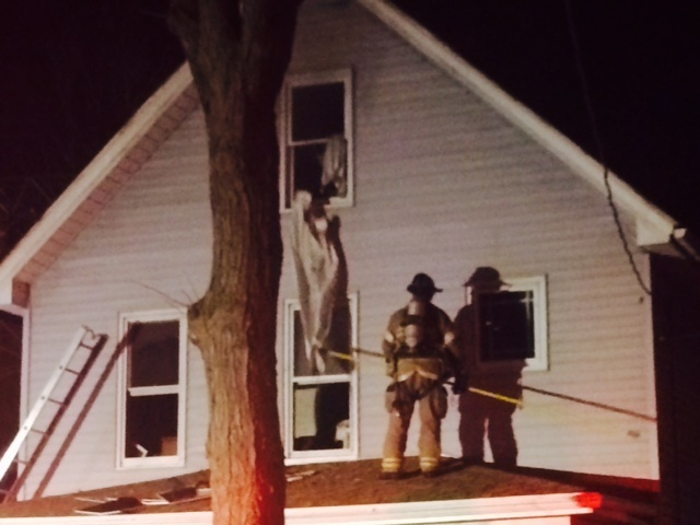 MFD: Bathroom fan causes Willy Street house fire