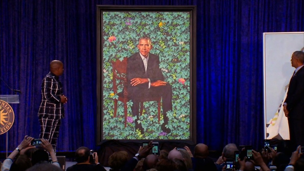 African-American portrait artist: Can't ignore Obamas' choice of artists like us