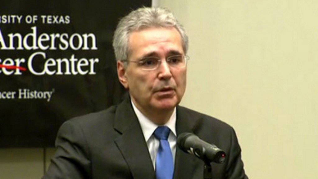MD Anderson to cut nearly 900 jobs