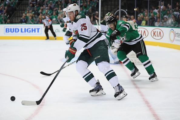 NHL playoff roundup: Stars blank Wild in playoff opener