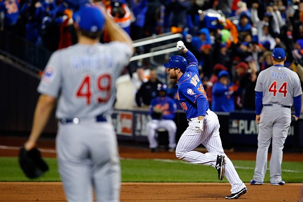 Murphy HRs again; Mets beat Arrieta, Cubs for 2-0 NLCS lead