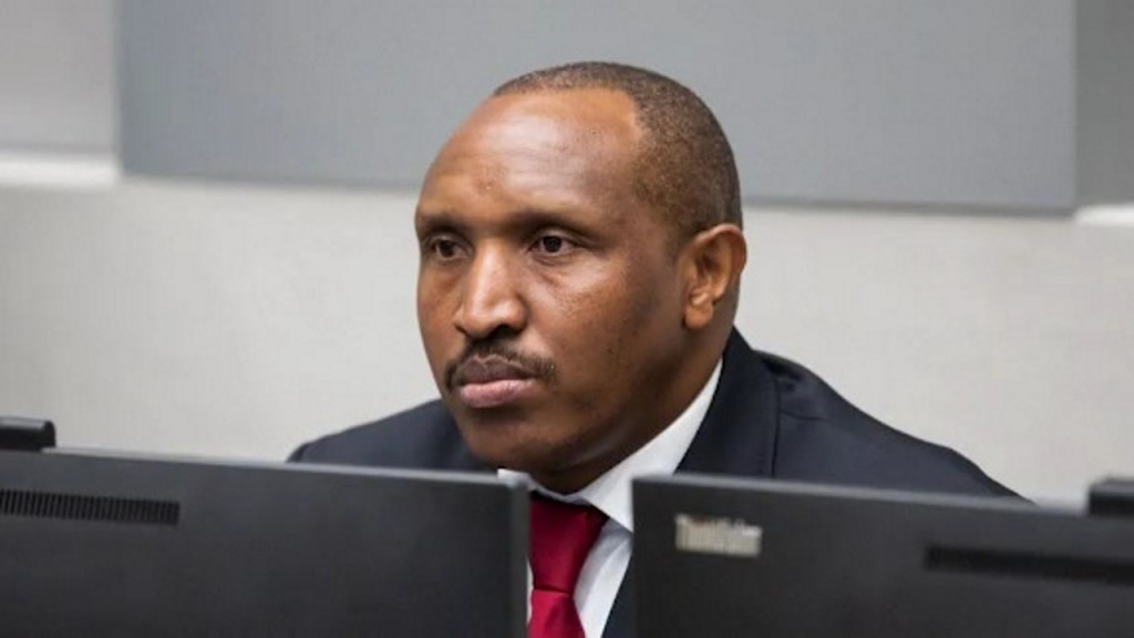 Congolese rebel leader given 30 years in jail for war crimes