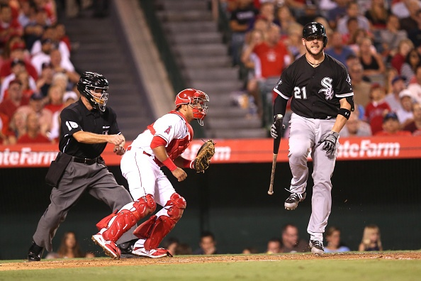 Angels 2, White Sox 1