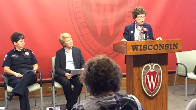 Survey: More than 1 in 4 UW women sexually assaulted