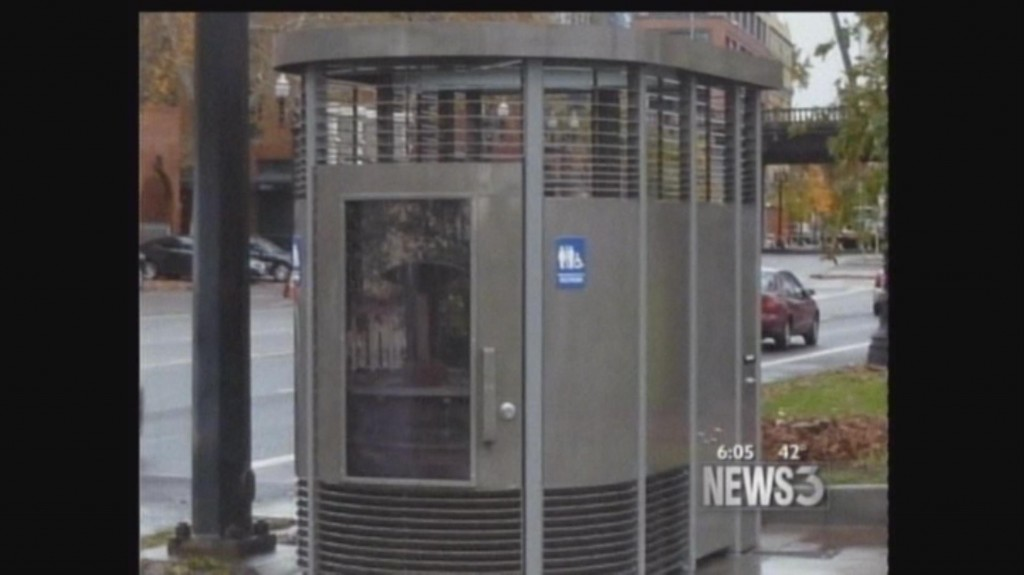 City to add public restrooms downtown