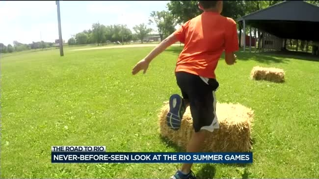 Summer Games come to Rio, Wis.