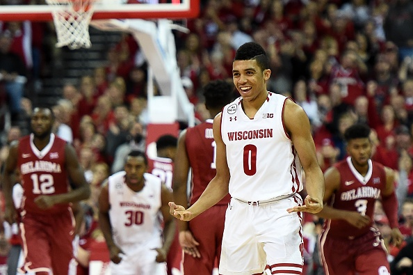 PHOTOS: Badgers beat Oklahoma Sooners 90-70