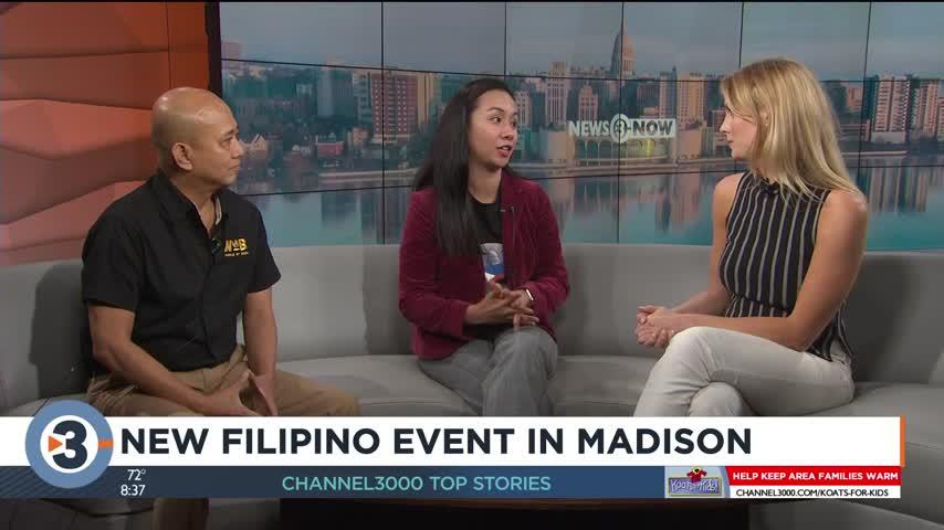 Filipino feast offers connection to community