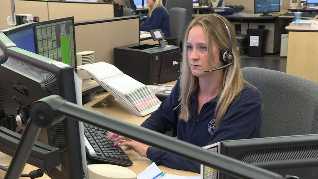 Behind lighthearted video, dispatchers deal with serious 911 issue