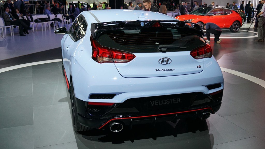 Hyundai 3-door is all new for next year