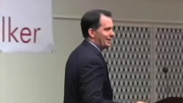Walker transfers $100,000 to legal defense fund