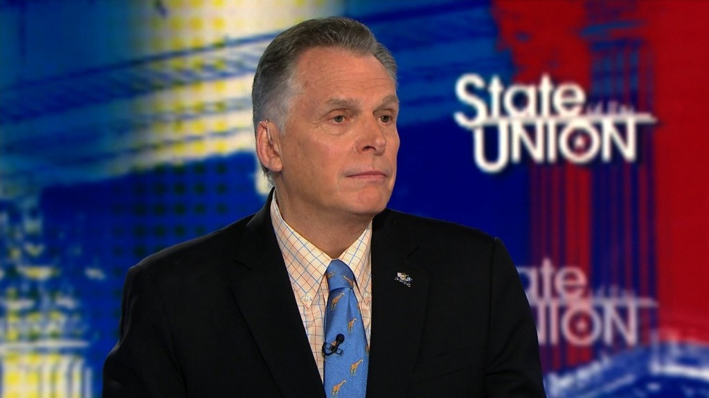 Terry McAuliffe: 'Democrats should not give an inch' in budget debate