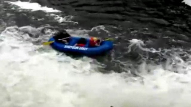Lina's Law author introduces bill to regulate rafting