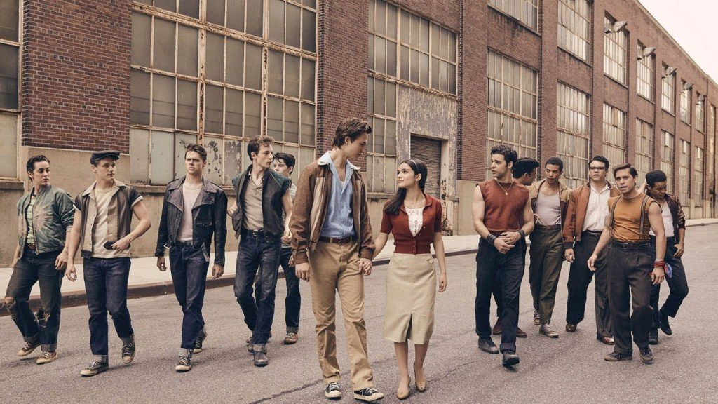 Steven Spielberg gives sneak peek of 'West Side Story'