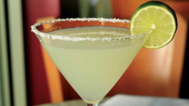 Cocktail of the Month: Top-Shelf Margarita