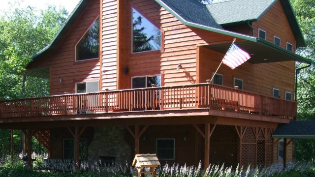 Wisconsin Dells rental vacation home makes top 10 list