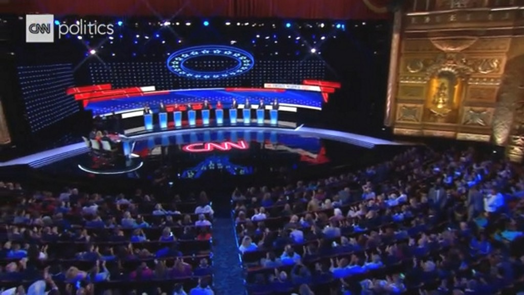 7 takeaways from the Democratic debate's first night