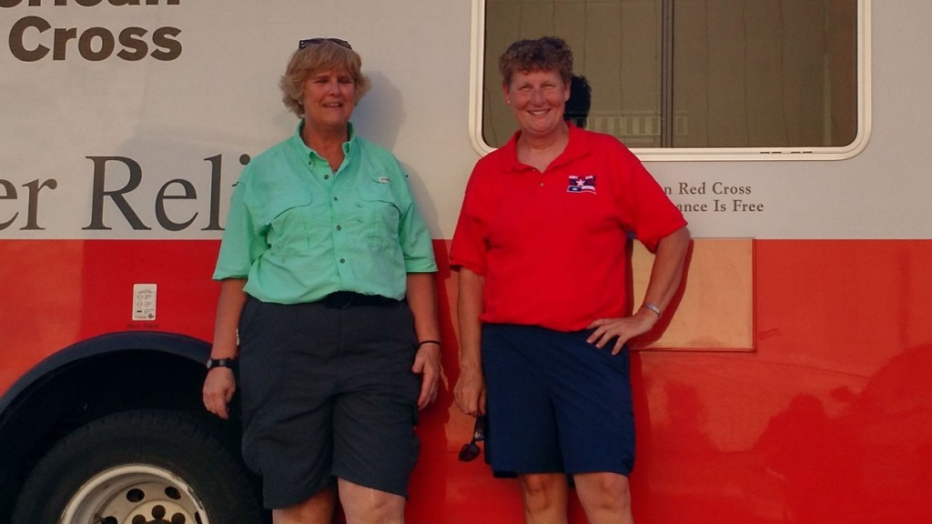 Red Cross volunteer from DeForest heads to Canada to help with wildfires