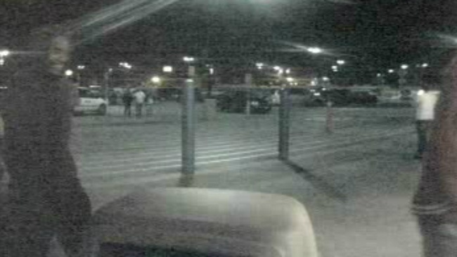 Police: Management inadvertently interrupts attempted Walmart robbery
