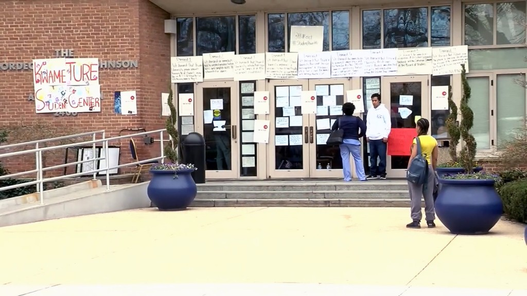 9-day sit-in at Howard University ends