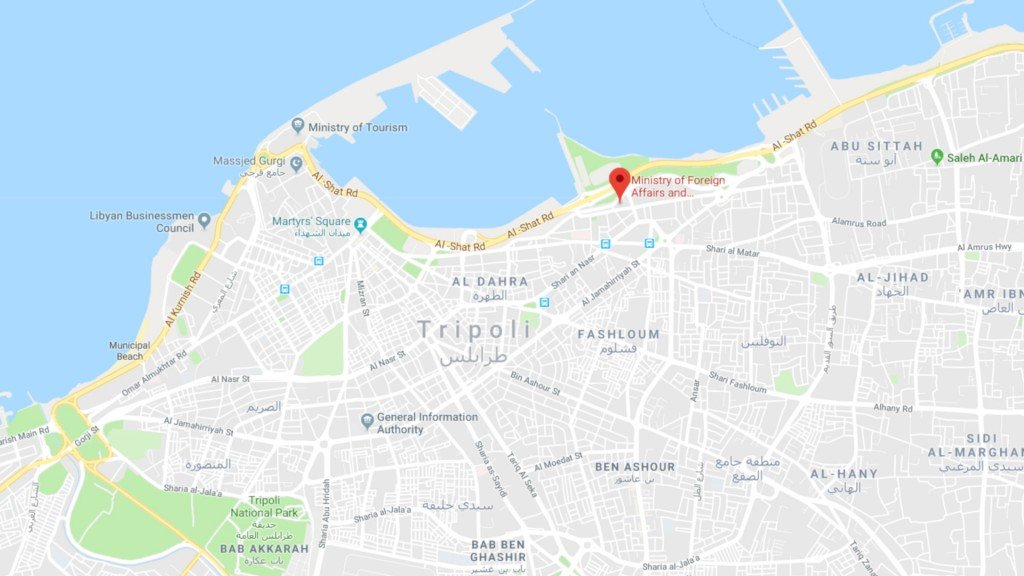 ISIS claims responsibility for deadly assault on Foreign Ministry in Tripoli