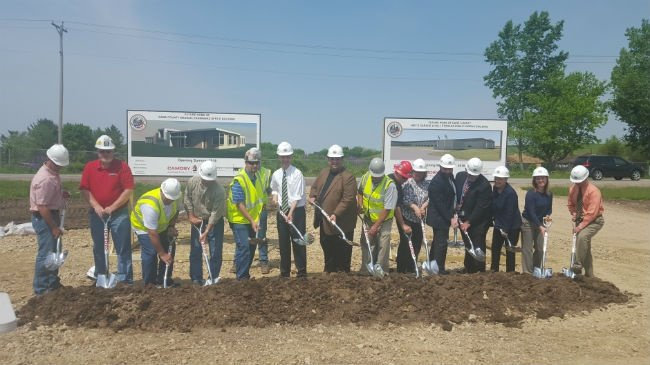 Construction on Dane County facilities begins, creates 376 jobs