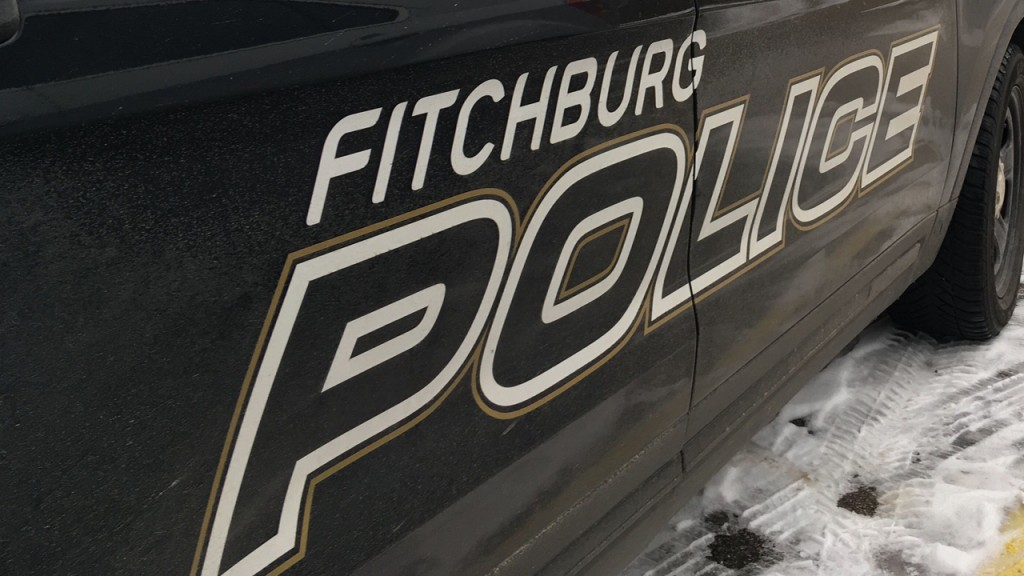 Fitchburg Police Car