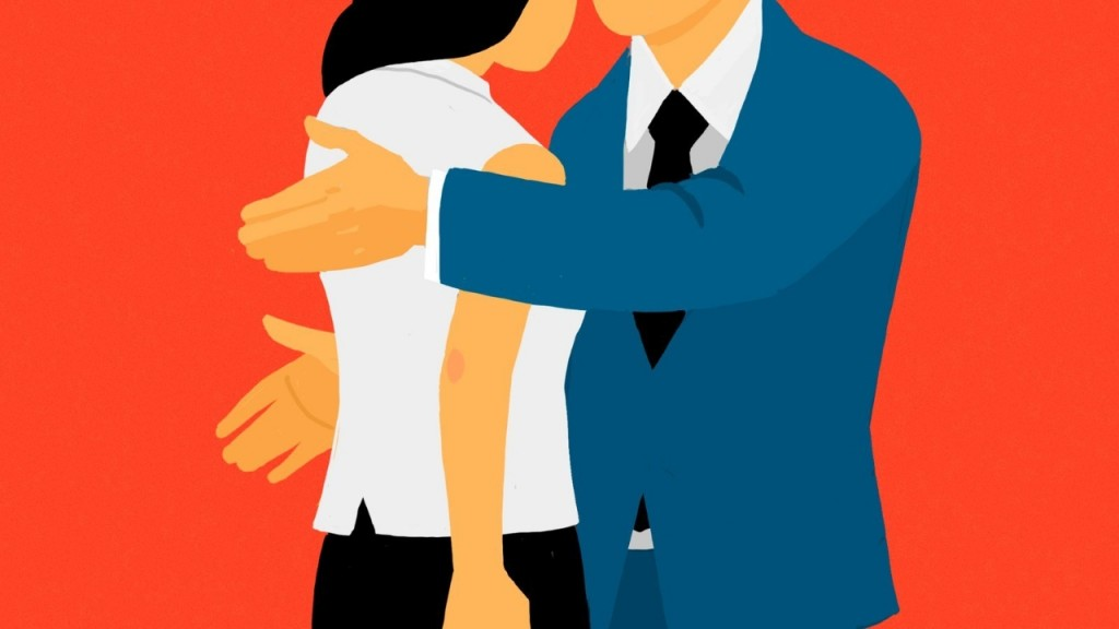 To hug or not to hug: A 5-step guide to embracing at work