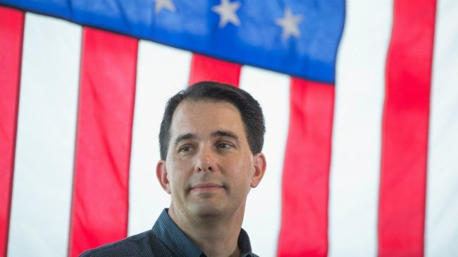 Walker asks Trump to fast-track drug testing plans, allow control of refugee placement