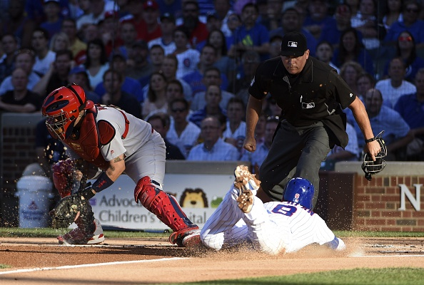 Cardinals get second straight win over Cubs