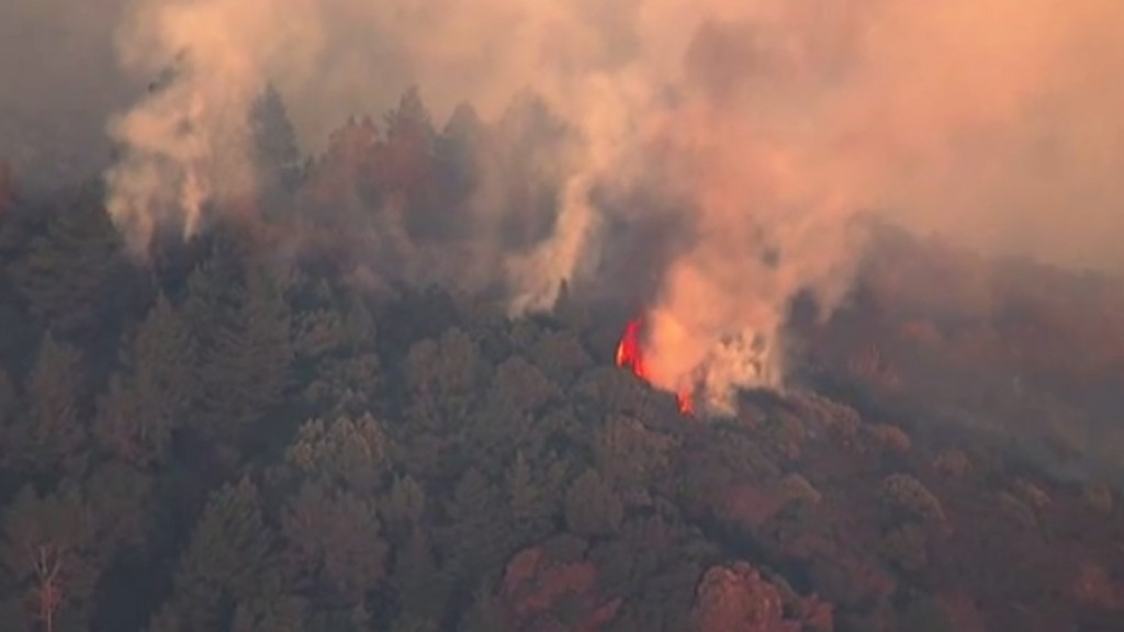 Wildfire burns nearly 7,000 acres near Prescott National Forest