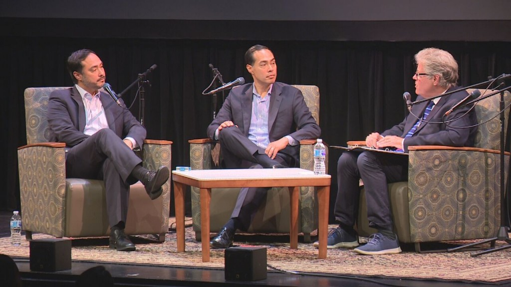 Democratic presidential candidate visits Madison, addresses issues facing nation