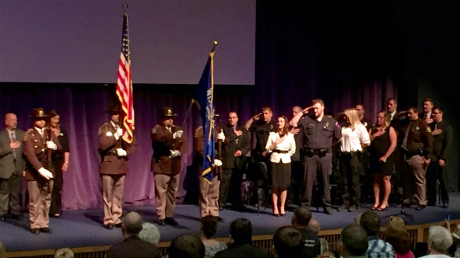 14 cadets graduate Madison College as police profession faces 'tense times'
