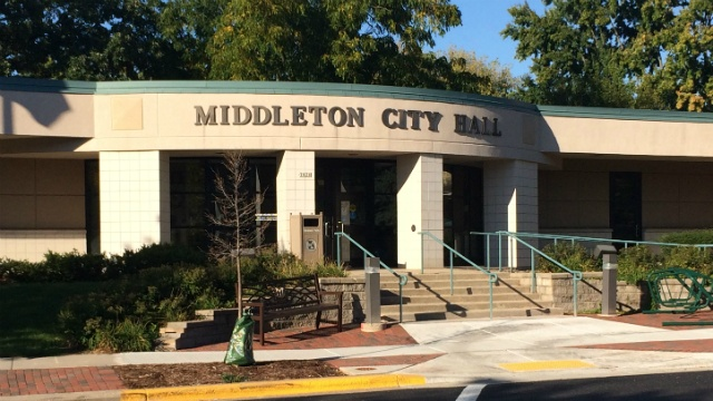 Beach party in downtown Middleton doubles as Service Appreciation Day