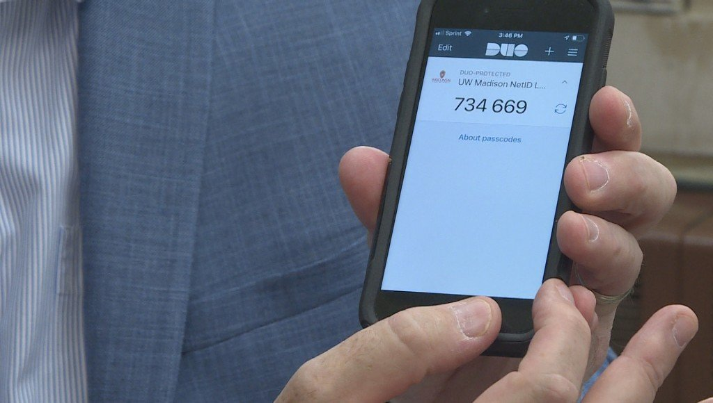 UW-Madison mandates multi-factor authentication for students logging in to MyUW accounts