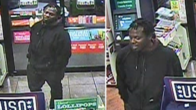 Police hope public can ID person of interest in violent armed robbery
