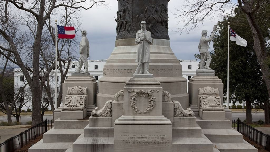Judge overturns Alabama law protecting Confederate monuments