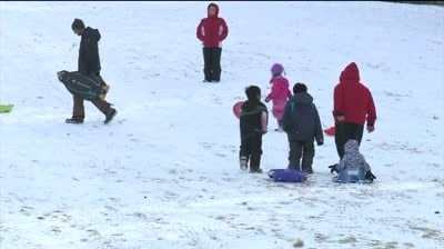 Snow helps open Madison Parks to winter fun