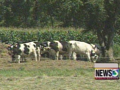 Group hopes to limit aerial manure spraying