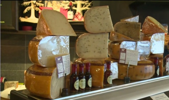 Championship cheese contest comes to Lambeau Field
