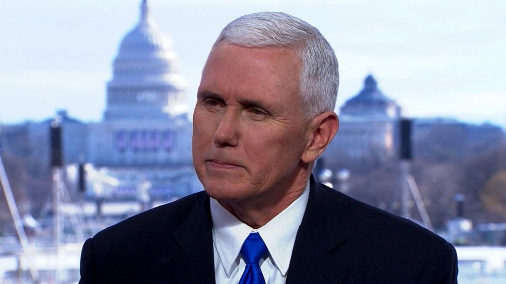 ProPublica: Pence's office pressured USAID