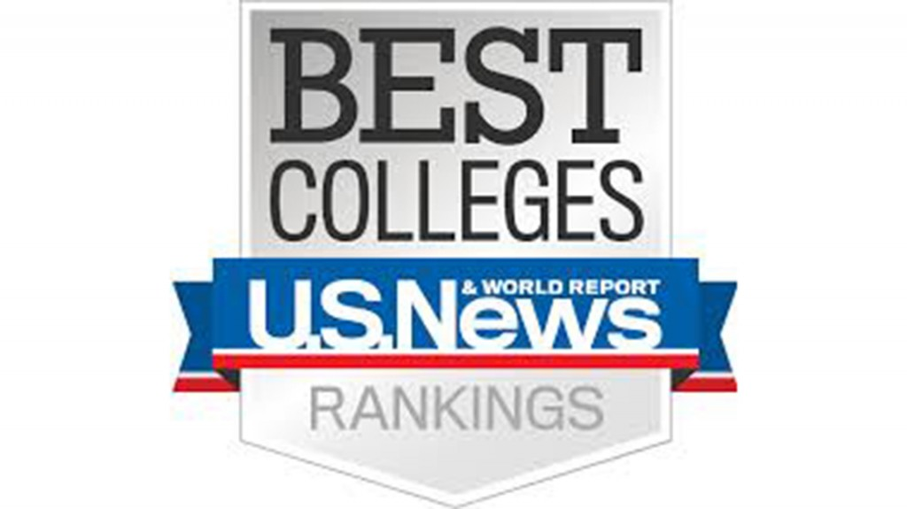 US News & World Report releases annual college rankings