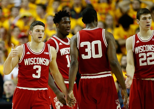 No. 2 Maryland loses at home to Wisconsin, 70-57
