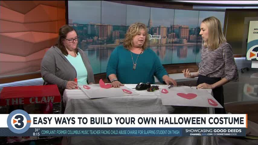 Easy ways to build your own Halloween costume