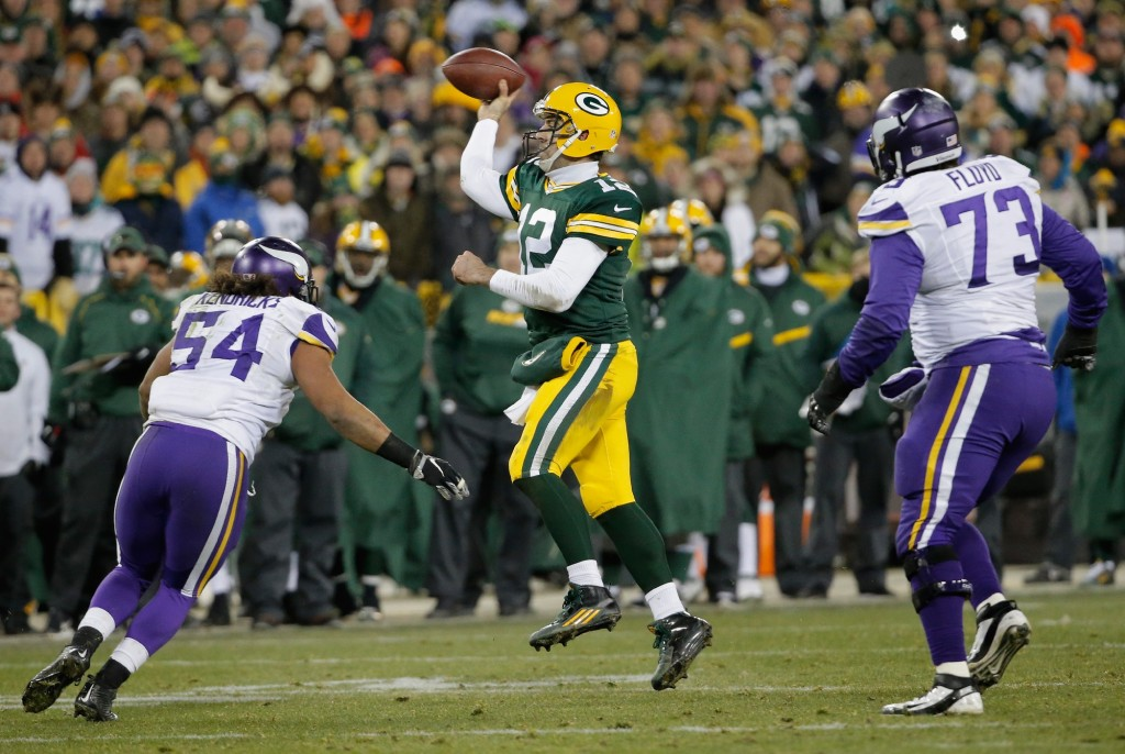 Packers see slide into playoffs as opportunity