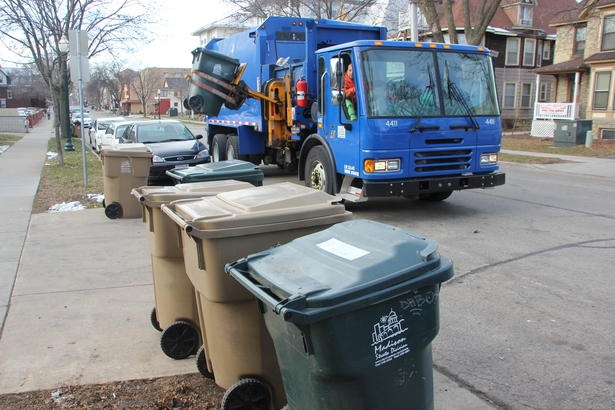 Madison adds new items to recycling program